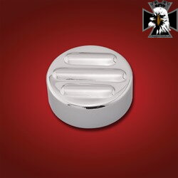 1-306 - CHROME RADIATOR CAP TRIM