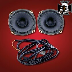 52-607 - REAR SPEAKER KIT WITH