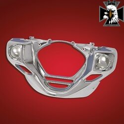 52-608 - CHROME LOWER FRONT COWL