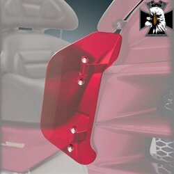 52-662L - RED LOWER WIND DEFLECTOR