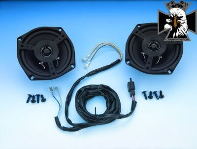 52-717 TWO-WAY SPEAKER KIT