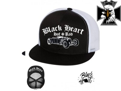 Šiltovka BLACK HEART SO.CAL