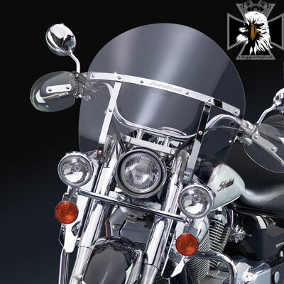 Plexi Yamaha 950 Midnight Star 09 to 12 - N21405 + Kit Q 204
