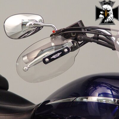 Yamaha Midnight star 1300. N5503  Hand Deflectors