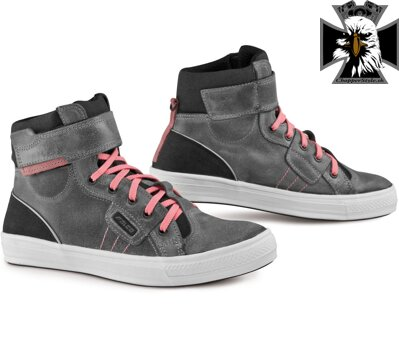 FALCO 659 KAMILA 2 ANTHRACITE/GREY/FUCHSIA