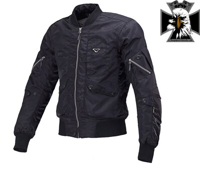 MACNA BASTIC BLACK JACKET MEN