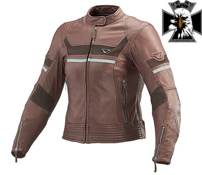 MACNA DAISY JACKET LADIES BROWN