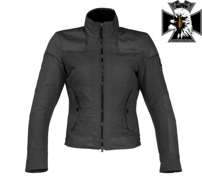 ACERBIS MELROSE LADY JACKET GREY