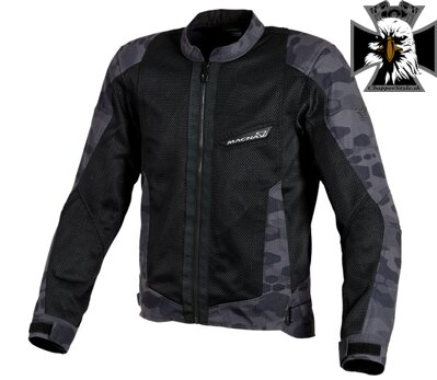 MACNA VELOCITY JACKET CAMO BLACK/GREY JACKET MEN
