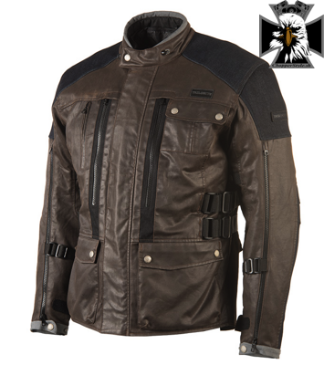 TRILOBITE 1892 RALLY MEN JACKET BROWN