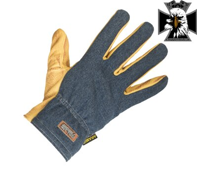 TRILOBITE 1842 PILOTER GLOVES YELLOW