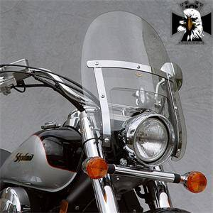 Kawasaki VN 900 Classic. N2301  Dakota 4.5™ Windshield