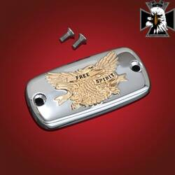 2-447G - M CYL COVER GOLD EAGLE