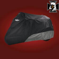 4-465BC - TRIKE COVER BLACK/CHARCOAL