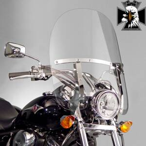 Kawasaki VN 900 Custom. N21135  SwitchBlade® 2-Up® Windshield